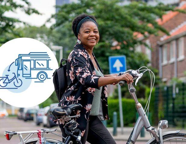 Weza leerde fietsen toen ze in Nederland kwam